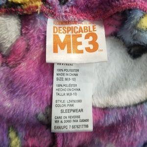 fb6696df43b7 Despicable Me 3 Intimates & Sleepwear - Fluffy Minion + Unicorn Pajama Pants